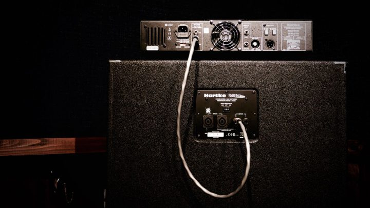 HARTKE/HA5500,HX410 CABINE